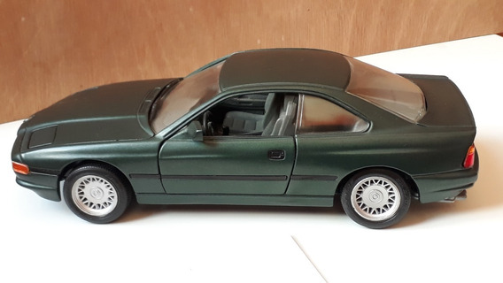 Bmw 850i 1990 Sedan Escala 1/18