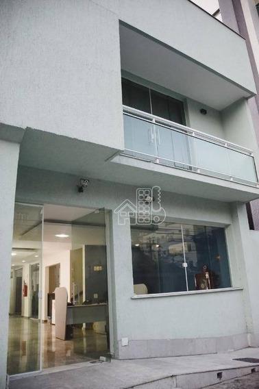 Casa, 500 M² - Venda Por R$ 3.100.000,01 Ou Aluguel Por R$ 18.500,00/mês - Icaraí - Niterói/rj - Ca0910