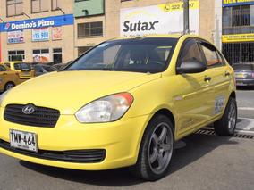 Taxi Hyundai Vision Individual Envigado 2008 Credito Directo