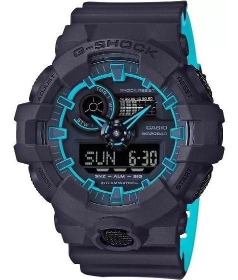 Relógio Casio G-shock Ga-700se Lançamento 100% Original