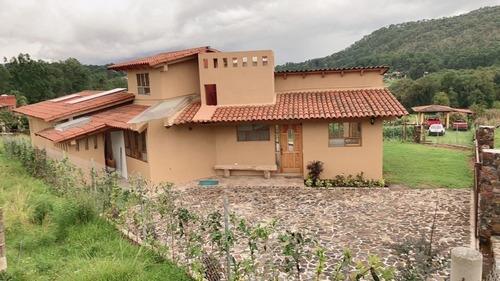 Imagen 1 de 14 de Casa En Renta En Las Joyas, Valle De Bravo