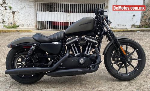 Harley Davidson Sportster Iron 883  1700millas Nueva Demotos