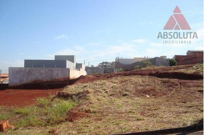Terreno À Venda, 250 M² Por R$ 160.000 - Terras De Santa Bárbara - Santa Bárbara D