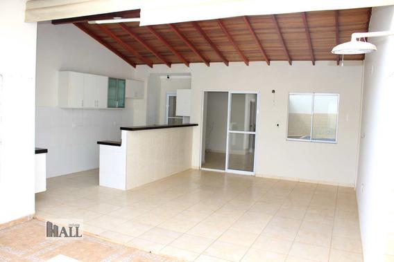 Casa De Condomínio Com 2 Dorms, Condomínio Residencial Parque Da Liberdade Ii, São José Do Rio Preto - R$ 288.000,00, 110m² - Codigo: 2650 - V2650