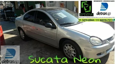 Chrysler Neon 2.0 Le 4p