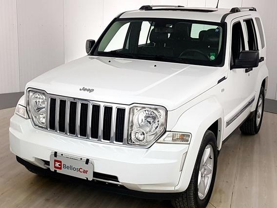Jeep Cherokee 3.7 Limited 4x4 V6 12v Gasolina 4p Automát...