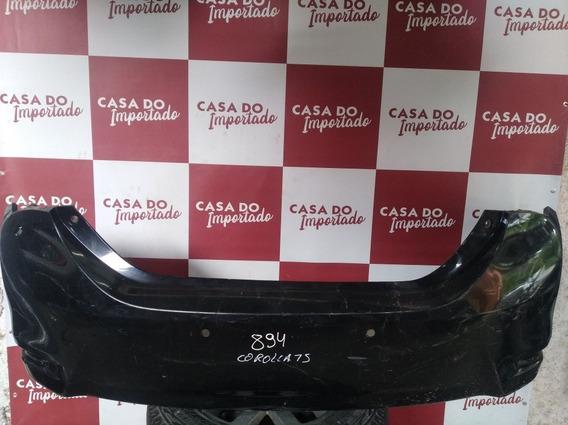 Para-choque Traseiro Toyota Corolla 2015 Original