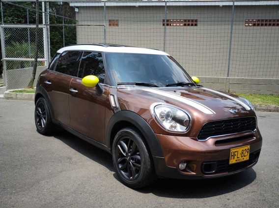 Mini Cooper S Countryman Hot Chili
