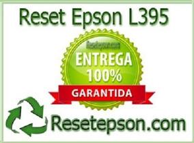 Reset Impressora Multifuncional Epson L395