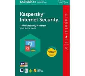 Kaspersky Internet Security - 1 Dispositivo