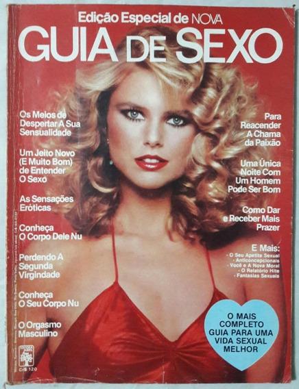 Guia De Sexo Edição Especial Da Revista Nova N°86 - 1973(am)