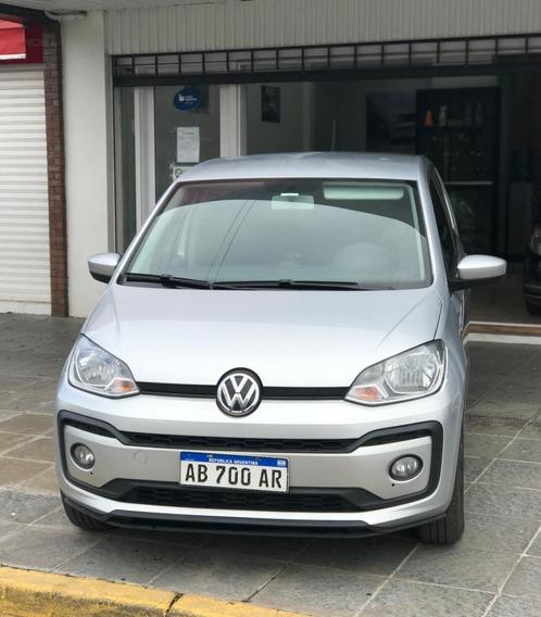 Volkswagen Up Move 2017