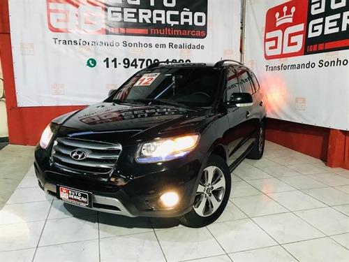 Imagem 1 de 12 de Hyundai Santa Fe Santa Fe Gls 3.5 V6 4x4 (7 Lug) Gasolina A
