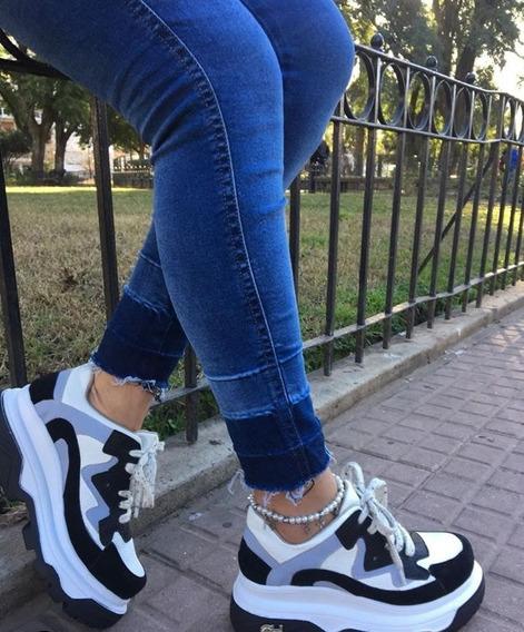 Zapatillas Balenciagas Mujer Urbanas Estilo Balenciagas