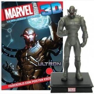 Colección Marvel 3d - Ultron #30