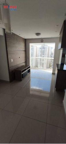 Imagem 1 de 19 de Apartamento Com 2 Dormitórios À Venda, 56 M² Por R$ 450.000,00 - Vila Andrade - São Paulo/sp - Ap0850