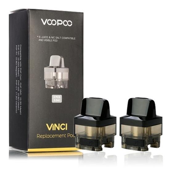 Tanque Voopoo Vinci Ou Vinci X Cartucho Novo 2 Unidades