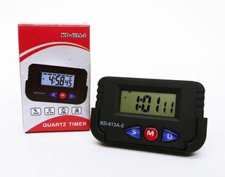 Paquete De 12 Reloj Para Carro Quartz Modelo Kd-613a-2