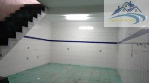 Aluguel Casa E Salão Comercial Guarulhos Brasil - Ca0011-a