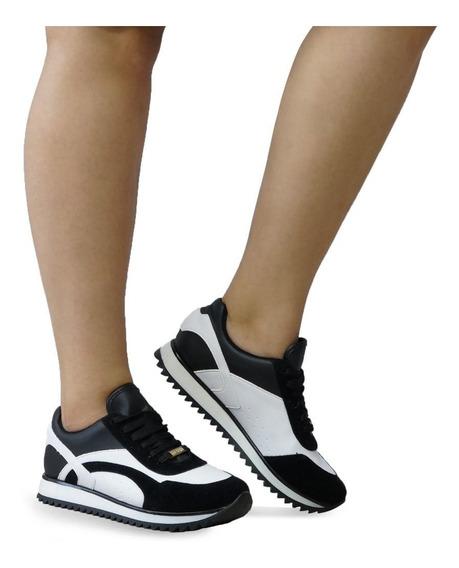 Tênis Vizzano Jogging Tratorado Feminino Confortável Original Promoção 1234126