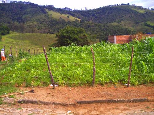 Imagem 1 de 14 de Terreno Maravilhoso Em São Lourenço - Mg