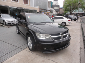 Dodge Journey 2.7 Rt Atx (3 Filas) Negra 2011
