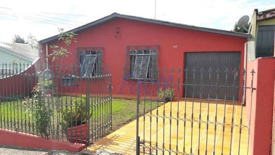 Casa Residencial À Venda, Núcleo Santa Luzia, Ponta Grossa. - Ca0075