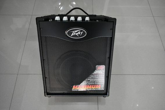 Amplificador Para Bajo Peavey Max 110-2