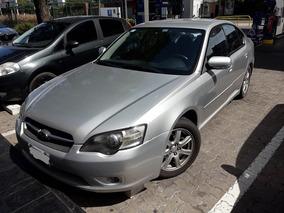 Subaru Legacy Motor 2.0i At 4x4 Gris 4 Puertas 2005