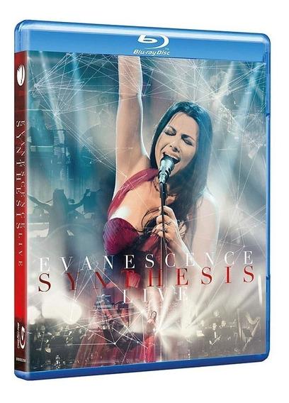 Evanescence - Synthesis Live - Blu Ray Importado, Lacrado