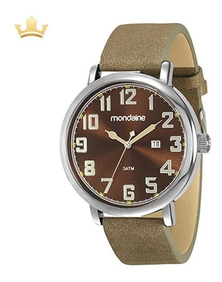 Relógio Mondaine Masculino 83354g0mvnh1 Com Nf