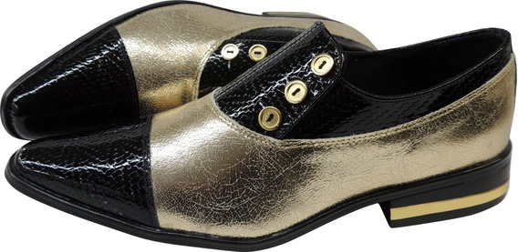 Sapato Masculino Em Couro - Série Montreal - Ref: 2036