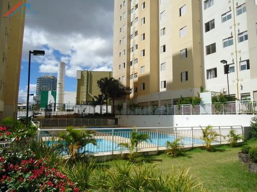 Apartamento A Venda No Bairro Parque Campolim Em Sorocaba - - Ap 086-1