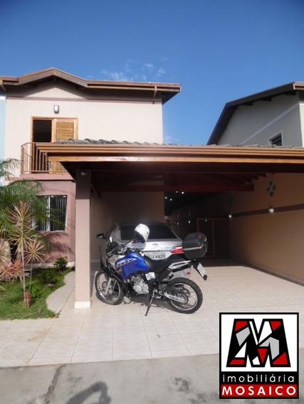 Ótimo Sobrado Em Condomínio, Amplo Quintal - 22824 - 33482236