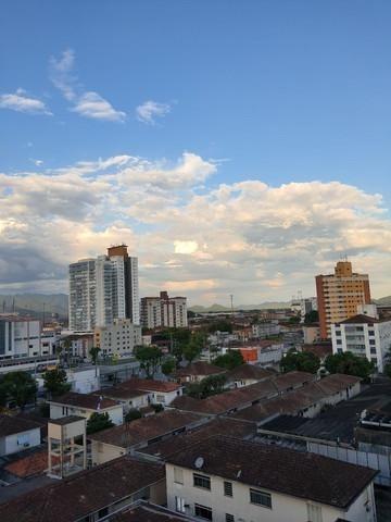 Apartamento Com 2 Dormitórios À Venda, 128 M² Por R$ 370.000 - Boqueirão - Santos/sp - Ap8890