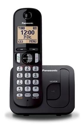 Teléfono Inalambrico Panasonic Kxtgc210lab-negro