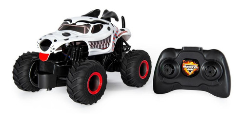 Monster Jam Monster Mutt Full R/c 1.24 Int 66803d Original
