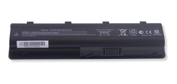 Bateria Para Notebook Hp Pavilion G4-1120br | 4400mah Preto