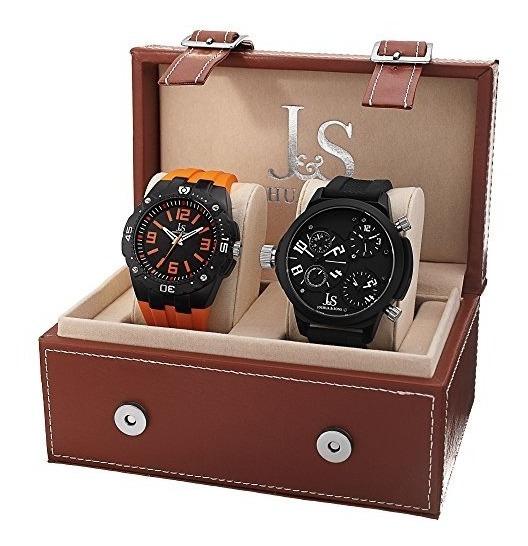 Relojes De Pulsera,reloj Joshua Y Sons Men