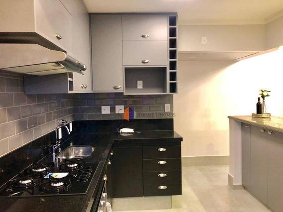 Apartamento Com 2 Dormitórios Para Alugar, 80 M² Por R$ 3.500,00/mês - Jardim Textil - São Paulo/sp - Ap2971
