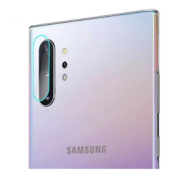 Mica Protectora De Camara Par Samsung Note 10 Y Note 10 Plus