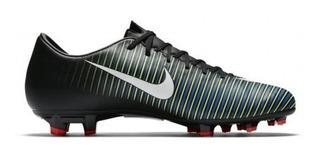 Chuteira Nike Mercurial Victory Fg 6- Tam. 44 -100% Original