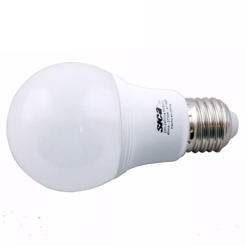 Pack X10 Lampara Led Sica 15w Foco E27 220v