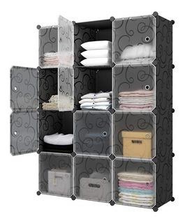 Armario Organizador 12 Cubos Modular Customizable