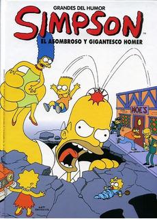 Simpson Comics #1
