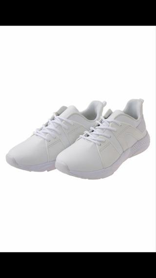 Zapatos Para Niña, Marca: Offcorrs Talla: 28Color: Blanco