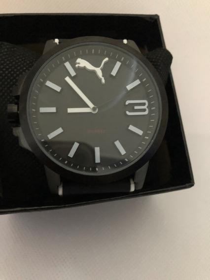 Reloj Puma Ultrasize Black. Sport Two