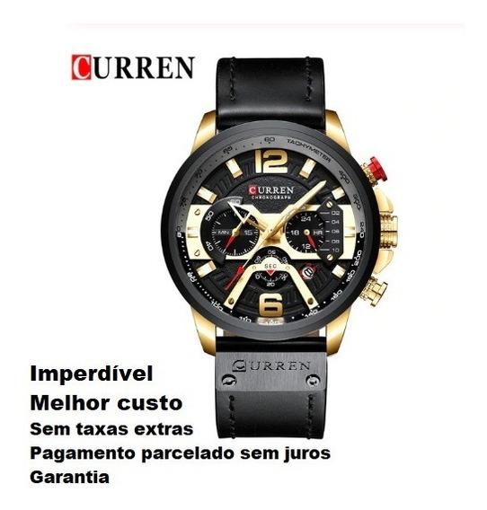 Relógios Curren 8329 - Masculino
