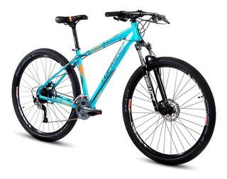 Bicicleta Topmega Armor Rodado 29 27 Cambios Alivio Discos