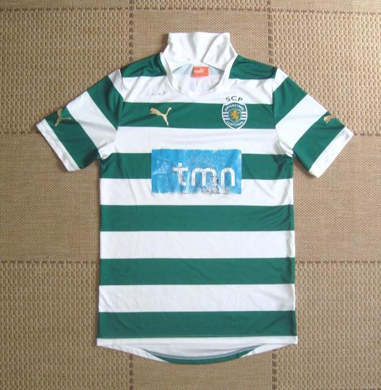 Camisa Original Sporting 2013/2014 Home